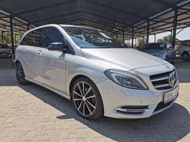 Mercedes Benz B180 BE A/T