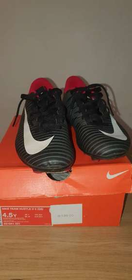 Nike mercurial outdoor soccer boots