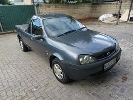 Ford Bantam 1.3i 2007 Grey