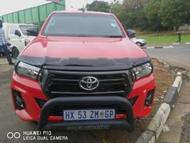 2019 TOYOTA HILUX 2.4 GD-6