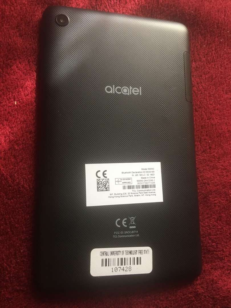 Tablet for sale 0