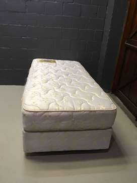 Single Bed And Mattress , A21243