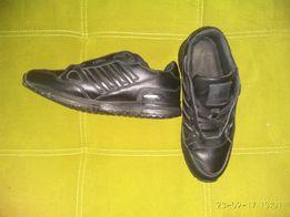 Кожанные кросовки