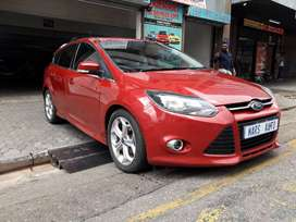 FORD FOCUS 2.0 SPORT 2013 MANUAL