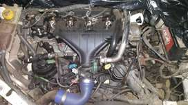 Ford Focus 2.0 tdci engine breaking up