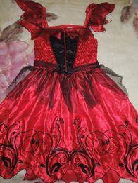 Платье детское фирмы Tesco.
