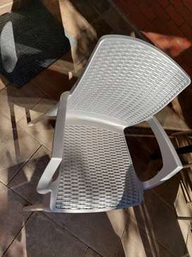 4 Patio Chairs for Sale R500 ONCO