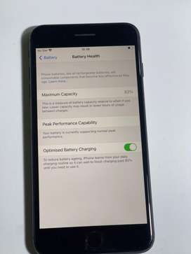 Iphone 8 Plus 64gb space grey FOR SALE!!!