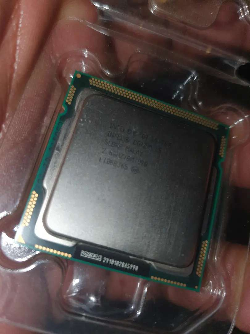 i5 760 cpu only 1st generation 0