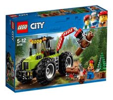 LEGO CITY 60181 Traktor Leśny Choinka NOWE Lublin