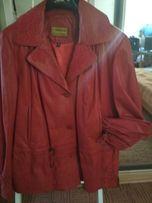 Куртки женские (кожаная и на сентипоне )