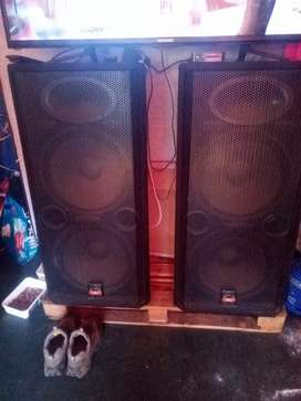 Entertainment sound system