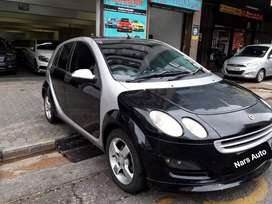 SMART FORFOUR 2008 KM. MANUAL