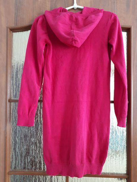 Sukienka, tunika z dzianiny; roz. 140/146 cm; NAME IT Włocławek - image 5