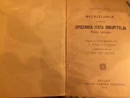 Антикварна книга. Спліт 1904р. На хорватській.