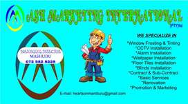 Business and home services