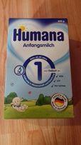 Молочна суміш humana 1 ,Хумана німеччина 600 г