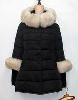 Куртка женская новая с мехом 3200р