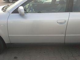 Płat drzwiowy Audi A6 C5 PP LY7M