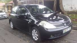 2007 Model Nissan Tiida hatch 1.6 Acenta