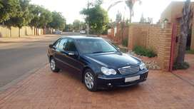 07 Merc C180k Auto - FSH - What A Nice Car