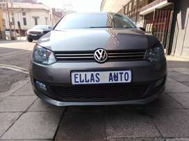 Pre Owned 2014 VW Polo 1.6.