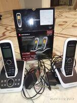 Цифровой беспроводной телефон Моторла