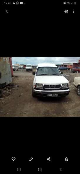 I'm selling  my bakkie start  and go. Good  condition.