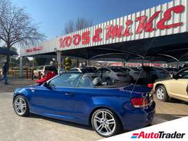 BMW 1 Series 135i Convertible M Sport Auto