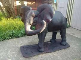 African hand carved craftes