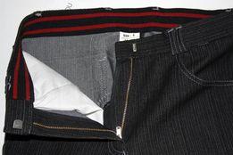 bryczesy profesjonalne wytrzymałe jeansy