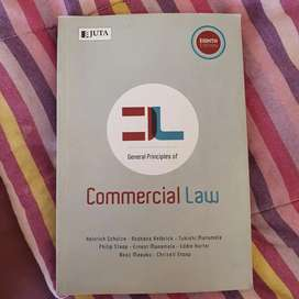 General Principles of commercial law 8th edition