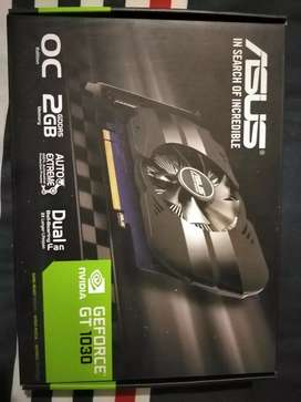 NVidia Gforce GT 1030 Graphics Card