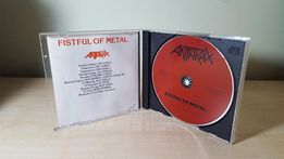 Anthrax - Fistful of Metal (1992)