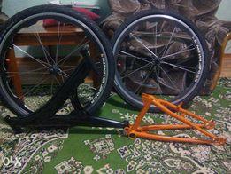 Ремонт,настройка,сборка велосипедов из коробки и под заказ