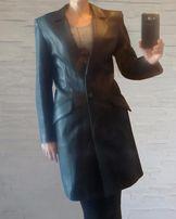 Кожаная куртка, размер М