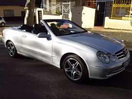 2006  Mercedise benze CLK500 Automatic leather seat