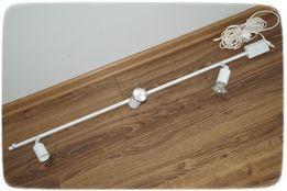 Lampa sufitowa plafon 3 x GU10 max.50W biały