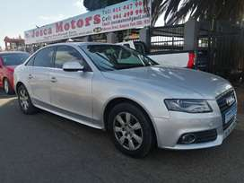 2010 Audi A4 Avant 1.8 T Ambition Multitronic