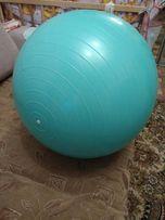 Фитбол 65 см шар для фитнеса детский для ребенка массаж гимнастика