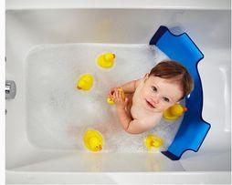 Перегородка / барьер для ванны BabyDam Нет ванночке! Купаемся в 28л!