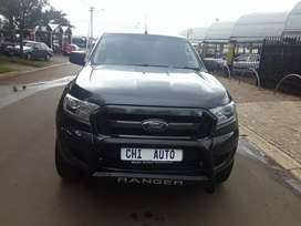 2016 Ford Ranger SuperCab 2.2 4x4 Automatic