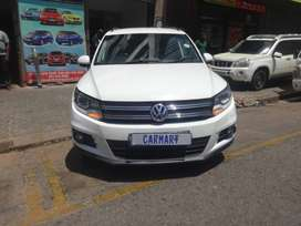 VW TIGUAN 2.0 TDI 2013 MODEL