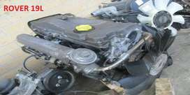 USED LAND ROVER DISCOVERY 1-2 - 19L ENGINE FOR SALE