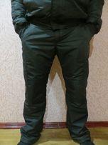 Тактические утеплённые штаны для Полиции