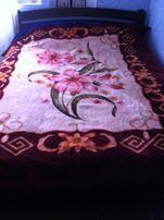 Покрывало, плед, одеяло на двухспальную кровать двухстороннее, новое