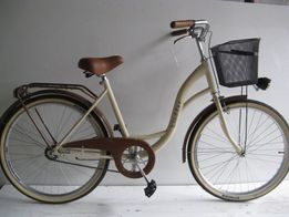 "Polski miejski rower Lindder 28"" torpedo nowe kolory"