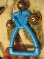 игрушка грызун грузынок погремушка ISRAEL бубенчики