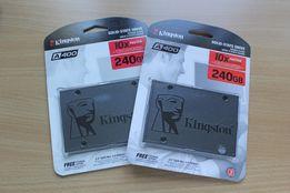 Dyski SSD Kingston A400 240GB nowe, gwarancja !!!