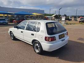 2003 TOYOTA TAZZ 130 - EXCELLENT CONDITION